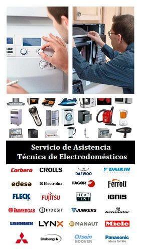 Reparación de Electrodomésticos Candamo, servicios de calidad baratos